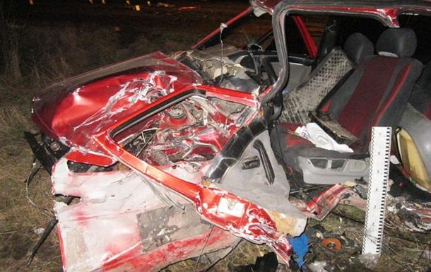 На Прикарпатті з вини п яного водія загинули двоє людей