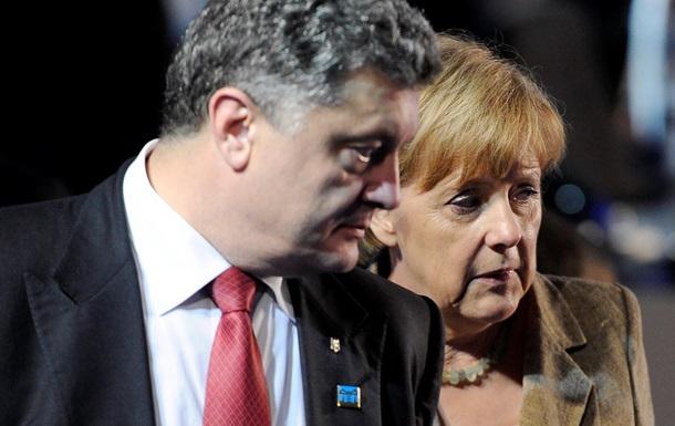Европа – Украине: равнение на Минск, давление на Киев
