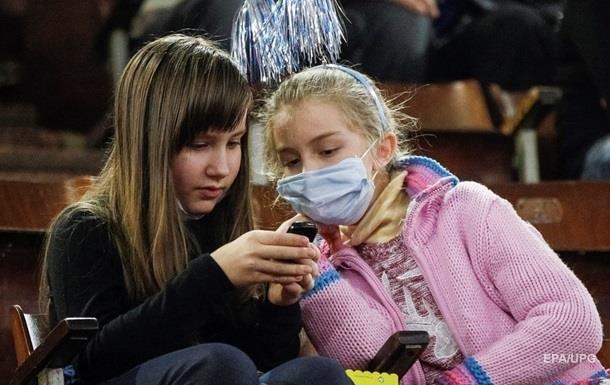 Эпидемия гриппа в Киеве