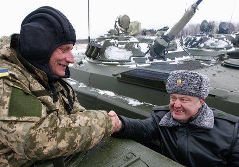 Украина предоставит США план участия ВСУ в борьбе против ИГИЛ в Сирии