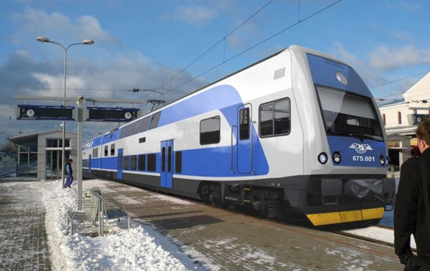Из Киева в Харьков запустят двухэтажный поезд