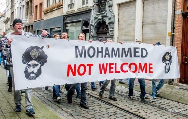 В Британии появился филиал антиисламского движения PEGIDA