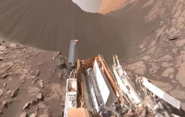 Facebook представив панораму Марса в 360 градусів