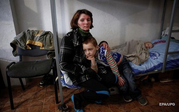 Минсоцполитики: В Украине все больше переселенцев