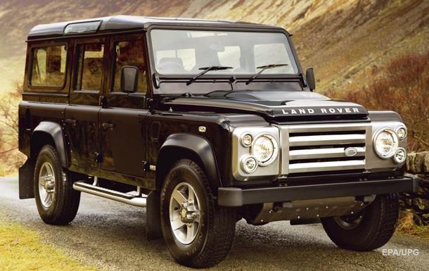 Land Rover снял с производства автомобили Defender