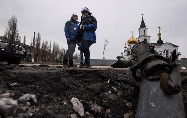 Кому выгодны обстрелы ОБСЕ в Донбассе?