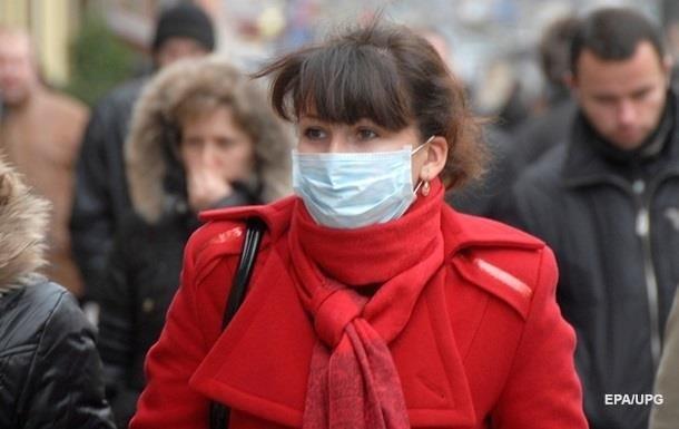 МОЗ оголосило епідемію грипу в 20 областях