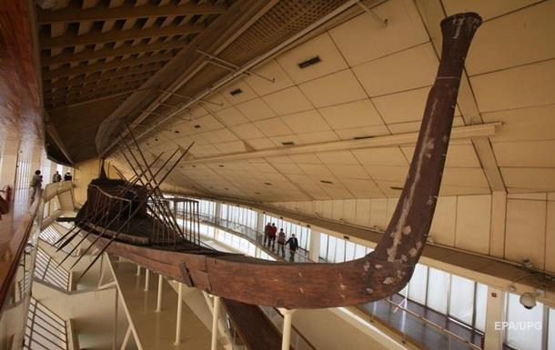 Обнаружен древнеегипетский корабль возрастом более 4500 лет