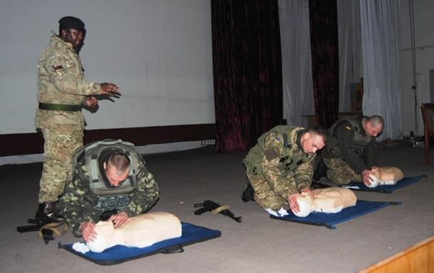 Британия завершила тренировки украинской пехоты