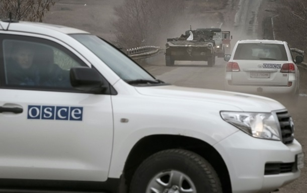 Миссия ОБСЕ в Украине получит бронеавтомобили от ЕС