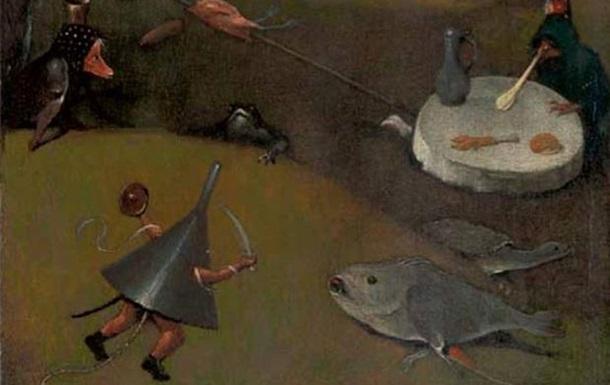 Обнаружена новая картина Иеронима Босха