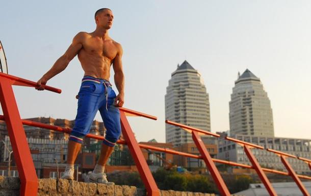 Известный украинский турникмен проведет тренировку ВКонтакте