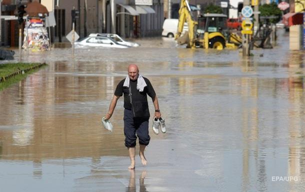 Европе угрожают массовые наводнения - ученые