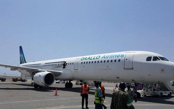 Самолет A321 потерпел крушение