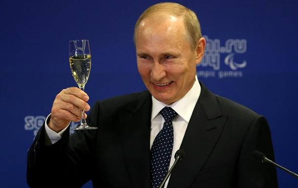 На роль Путина претендуют четыре актера - СМИ