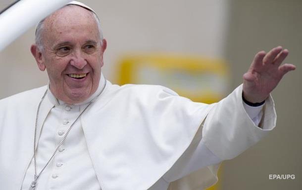 Ватикан опроверг сообщения о планах Папы сняться в кино