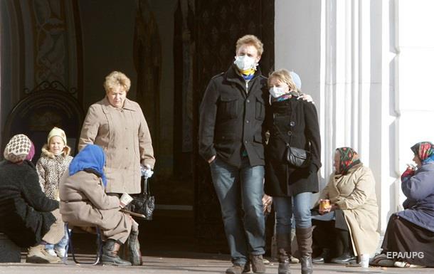 В Киеве растет число заболевших гриппом