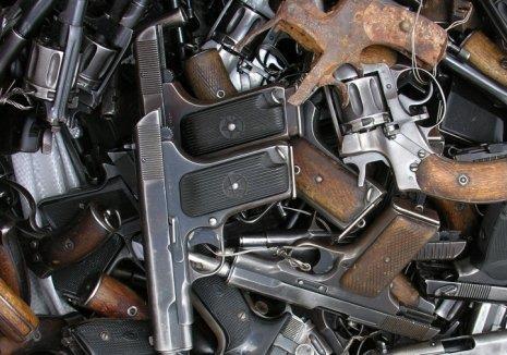 В Москву c Донбасса хлынул поток незарегистрированного оружия и боеприпасов