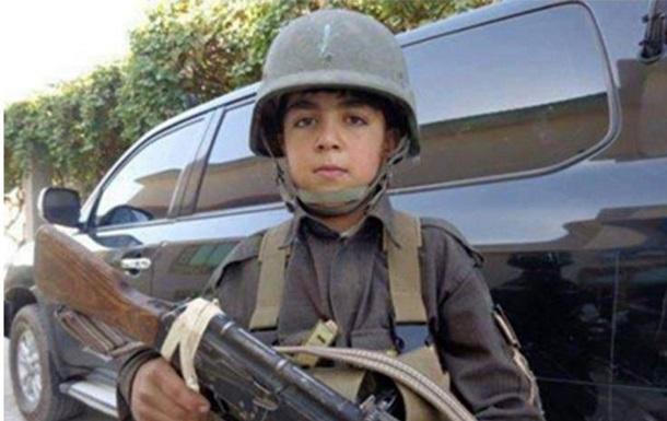 Талибан убил десятилетнего командира ополченцев