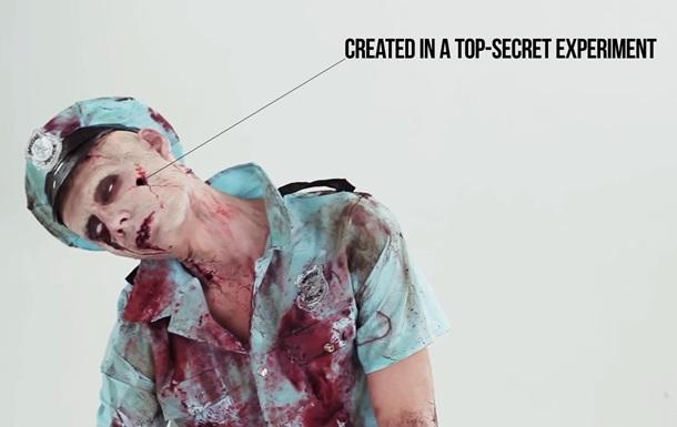 В видео показали эволюцию зомби за 100 лет