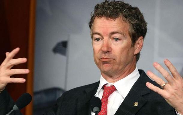 Республиканец Рэнд Пол выбыл из президентской гонки в США