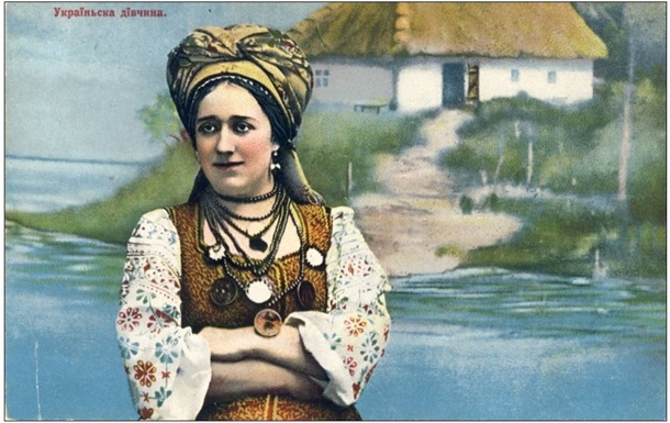 Картинки из народа. 100 лет назад Украину охватила открыточная лихорадка