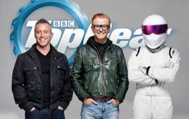 Новым ведущим Top Gear стал актер из  Друзей