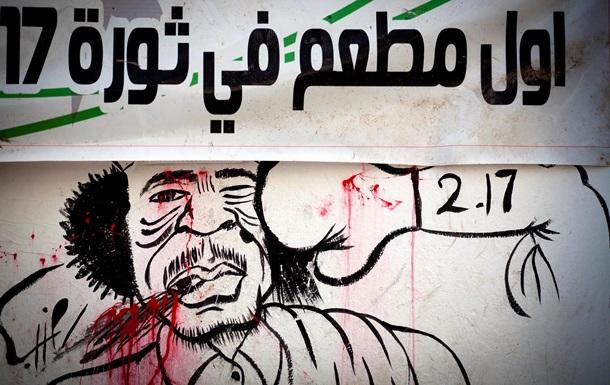 Появилось ранее неизвестное видео казни Каддафи