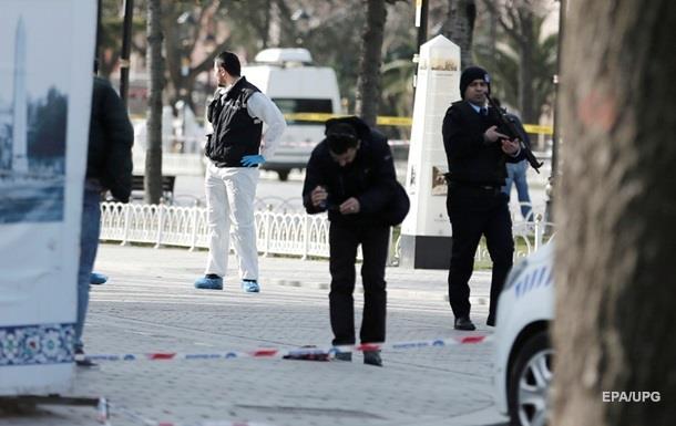В Стамбуле произошел взрыв, есть раненые