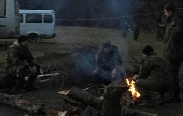 На Закарпатье спецназовцев оставили без еды