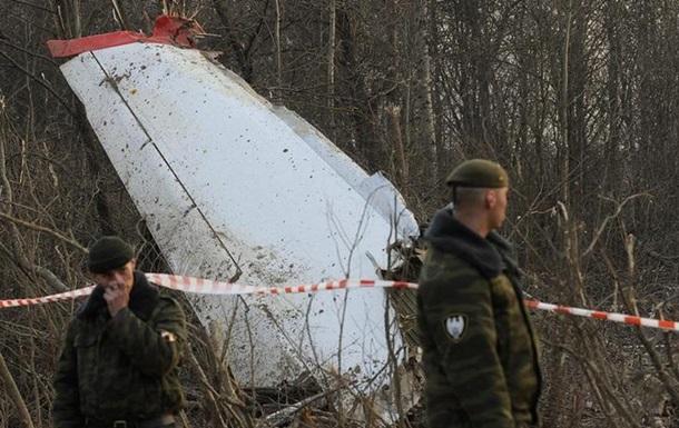 Польща відновлює розслідування авіакатастрофи під Смоленськом