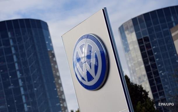 Дизельный скандал : Volkswagen отложил публикацию годового отчета