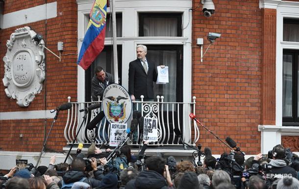 Ассанж назвав рішення ООН щодо його справи перемогою