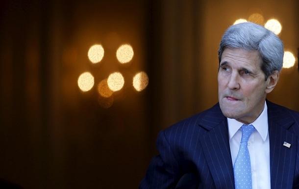Керри обвинил РФ в гибели женщин и детей в Сирии