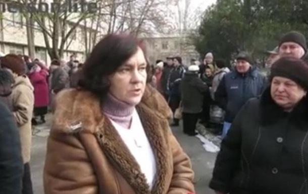 Украинская евроинтеграция в Херсоне.