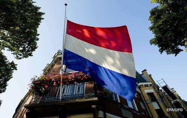Голландия допускает отказ от ассоциации Украина-ЕС