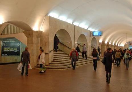 Киевский метрополитен возобновил свою работу