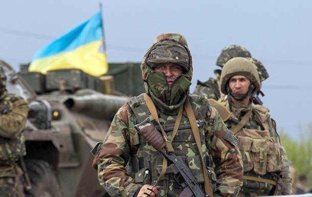 Демобилизация в Украине начнется в конце марта