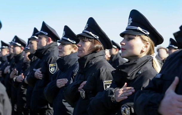 В Херсоне начала работу новая полиция