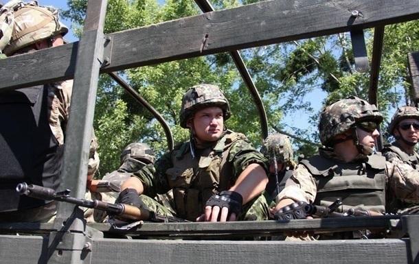 Военная любовь. Как в АТО появляются вторые семьи