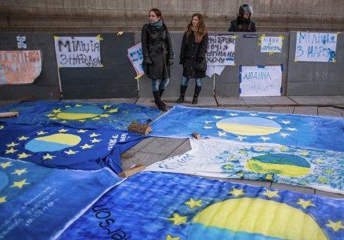 О ситуации в Европе по отношению к Украине