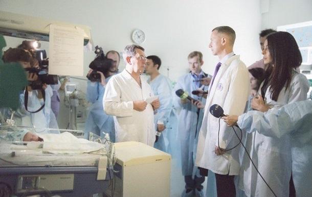 Фонд Ложкина передал харьковским больницам оборудование на $152 тысячи