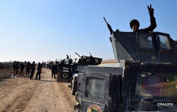Ирак заявил о полном контроле над Эр-Рамади