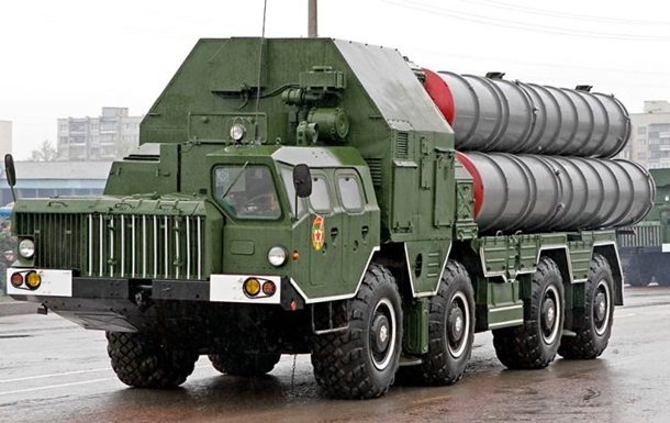 Россия подарила Беларуси четыре дивизиона С-300