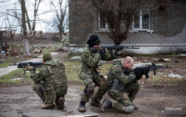 Сутки в АТО: атака на Широкино и пригород Донецка