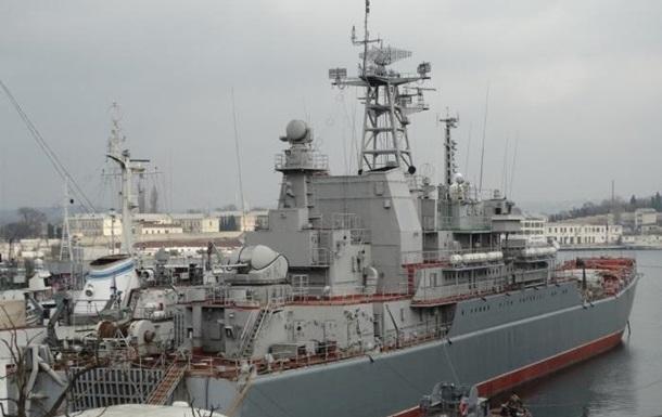 В РФ опровергли использование украинского корабля в Сирии