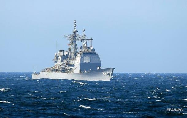 НАТО наращивает силы в Черном море