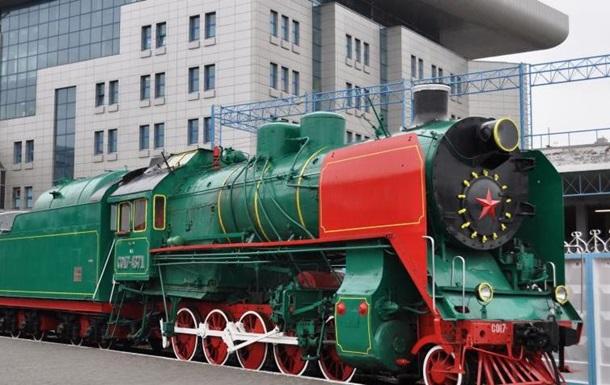 В Киеве ко Дню Валентина запустят ретро-поезд