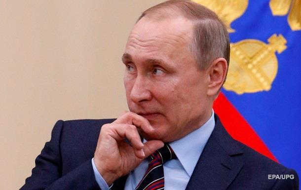 Путин нравится 10% украинцев - опрос