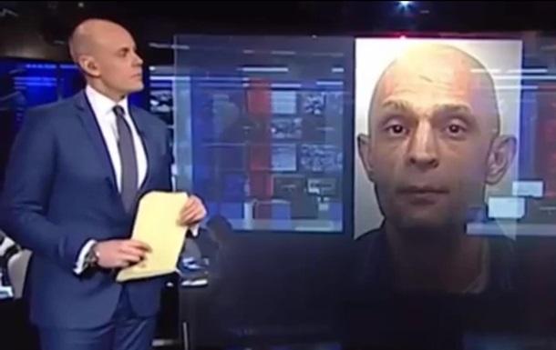 Британский телеведущий оказался копией преступника из сюжета